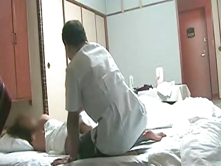wicked japanese wife needs massage