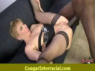 hawt cougar mother i can to fuck darksome monster