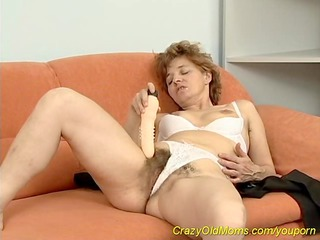 unshaved mammas vibrator act