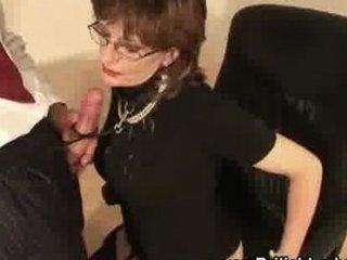 mature british femdom blowjob spunk fountain