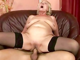 juvenile boy fucking bulky grandma