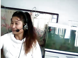 chinese d like to fuck shows breast and panties