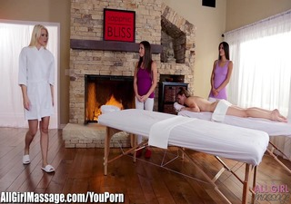 exclusive: all girl massage mother and daughter