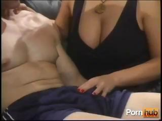 hot busty momma suffering from sex hunger gets to