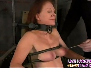 mature redhead forced part10