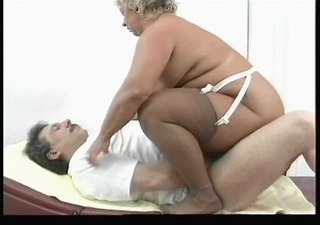 german granny massage