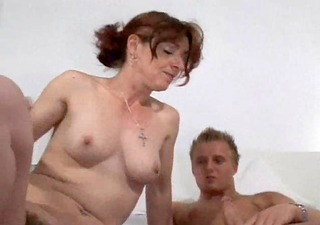 shaggy older screwed by youthful guy