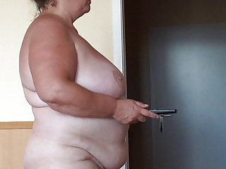 hidden livecam from my german obese wife