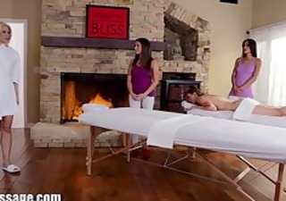 exclusive: all gal massage mother and daughter