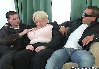 guys doing drunk granny