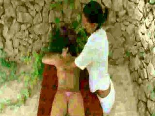 unfathomable massage and lezz fisting