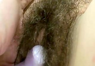 chiyo yamabe hairy wet crack japanese mother