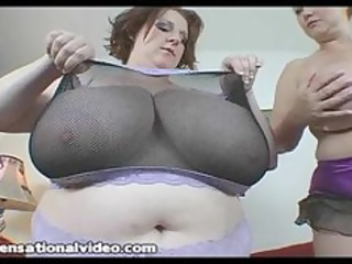 giant tit big beautiful woman wives takes on a