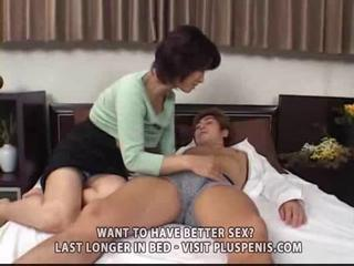 implores mama and son with fake penis part11