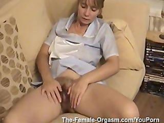 unshaved wet milfs cookie pulsating orgasms