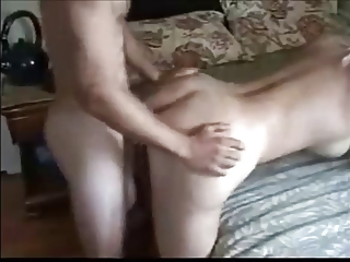 pretty blond mother i enjoying anal with younger