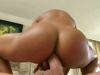 Big tit mature milf lisa anns massage turns anal