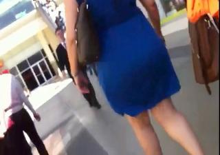 older ass candid
